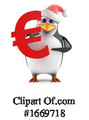 Penguin Clipart #1669718 by Steve Young
