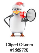 Penguin Clipart #1669720 by Steve Young