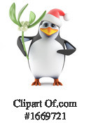 Penguin Clipart #1669721 by Steve Young