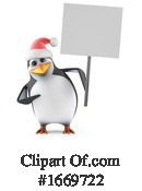 Penguin Clipart #1669722 by Steve Young
