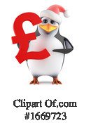 Penguin Clipart #1669723 by Steve Young