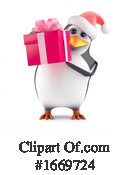 Penguin Clipart #1669724 by Steve Young