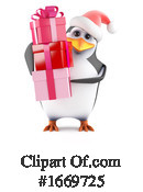 Penguin Clipart #1669725 by Steve Young