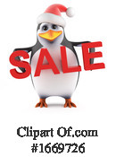 Penguin Clipart #1669726 by Steve Young