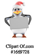 Penguin Clipart #1669728 by Steve Young
