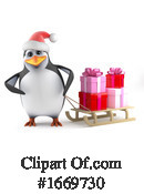 Penguin Clipart #1669730 by Steve Young
