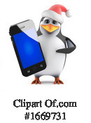 Penguin Clipart #1669731 by Steve Young