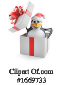 Penguin Clipart #1669733 by Steve Young