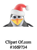 Penguin Clipart #1669734 by Steve Young