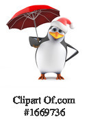 Penguin Clipart #1669736 by Steve Young