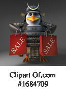 Penguin Clipart #1684709 by Steve Young