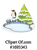 Penguin Clipart #1693343 by Graphics RF