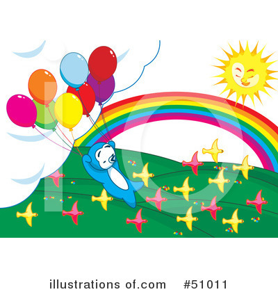 Balloon Clipart #51011 by Cherie Reve