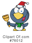 Royalty-Free (RF) penguin Clipart Illustration #76012