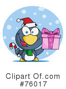 Penguin Clipart #76017 by Hit Toon