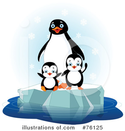 Iceberg Clipart #76125 by Pushkin