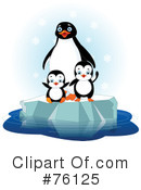 Penguin Clipart #76125 by Pushkin