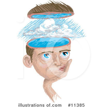 Sky Clipart #11385 by AtStockIllustration