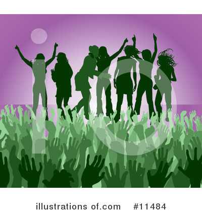 Royalty-Free (RF) People Clipart Illustration by AtStockIllustration - Stock Sample #11484