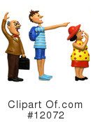 People Clipart #12072 by Amy Vangsgard