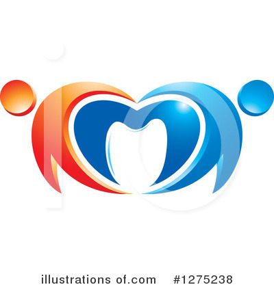 Heart Clipart #1275238 by Lal Perera