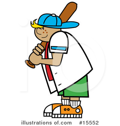 Sports Clipart #15552 by Andy Nortnik