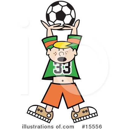 Sports Clipart #15556 by Andy Nortnik