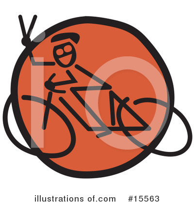 Bike Clipart #15563 by Andy Nortnik