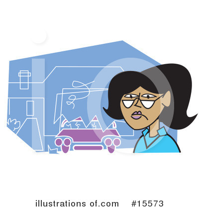 Car Clipart #15573 by Andy Nortnik