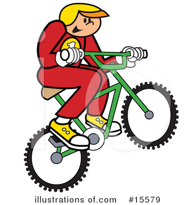 Bike Clipart #15579 by Andy Nortnik