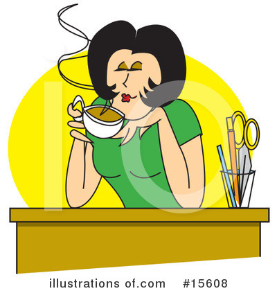 Coffee Clipart #15608 by Andy Nortnik