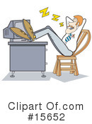 People Clipart #15652 by Andy Nortnik