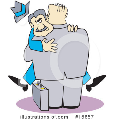 Gay Couple Clipart #15657 by Andy Nortnik