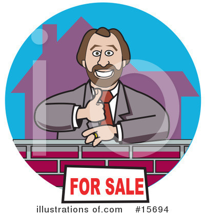 Royalty-Free (RF) People Clipart Illustration by Andy Nortnik - Stock Sample #15694
