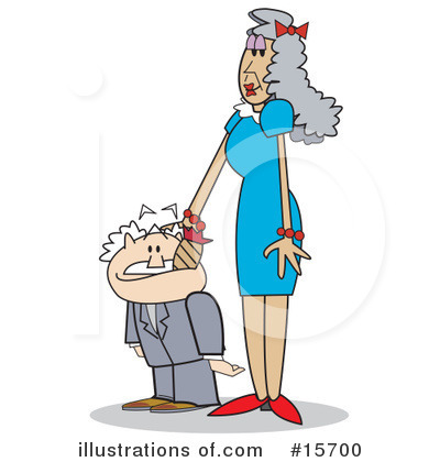 Couple Clipart #15700 by Andy Nortnik