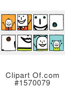 People Clipart #1570079 by NL shop