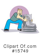 People Clipart #15749 by Andy Nortnik