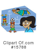 People Clipart #15788 by Andy Nortnik
