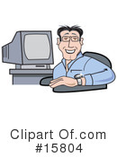 People Clipart #15804 by Andy Nortnik