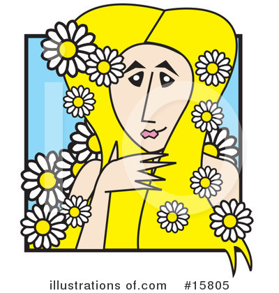 Goddess Clipart #15805 by Andy Nortnik