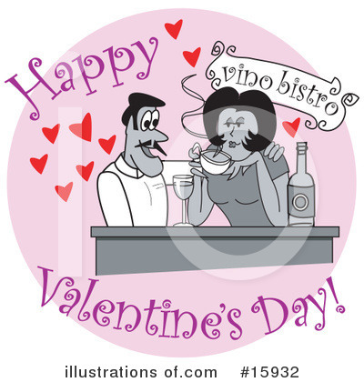 Couple Clipart #15932 by Andy Nortnik