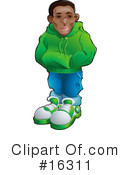 People Clipart #16311
