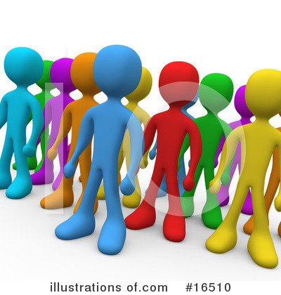 Royalty-Free (RF) People Clipart Illustration by 3poD - Stock Sample #16510