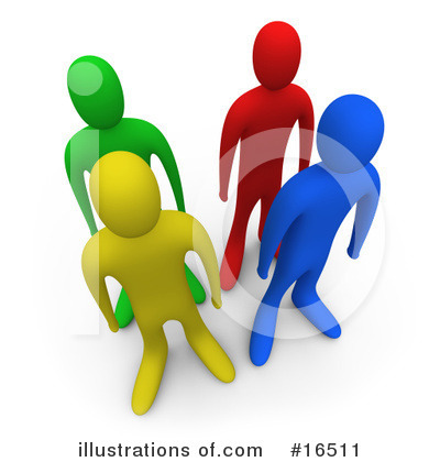 Different Clipart #16511 by 3poD