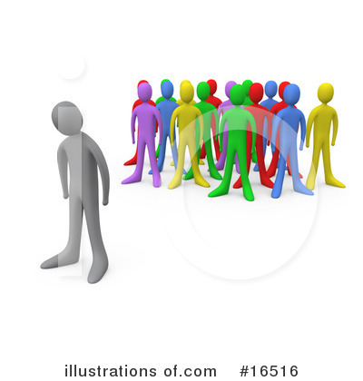 Different Clipart #16516 by 3poD