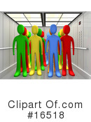 People Clipart #16518 by 3poD