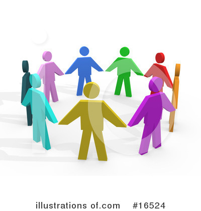 Royalty-Free (RF) People Clipart Illustration by 3poD - Stock Sample #16524