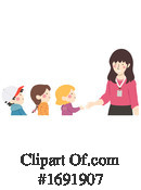 People Clipart #1691907 by BNP Design Studio