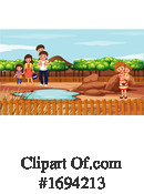 People Clipart #1694213 by Graphics RF