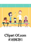 People Clipart #1698291 by BNP Design Studio